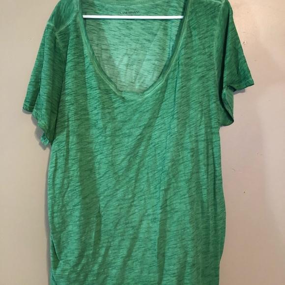 Lane Bryant Tops - Lane Bryant Shirt. Size 26/28.